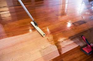 Floor Finishing Washington