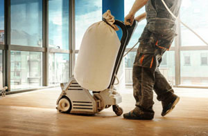 Floor Sanding Westcliff-on-Sea Essex (SS0)