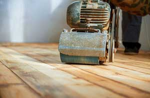Floor Sanding Emsworth Hampshire (PO10)