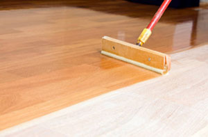 Floor Finishing Ash